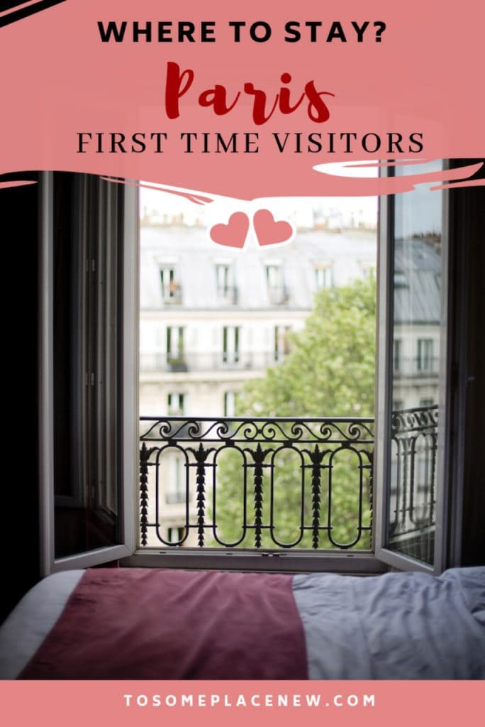 where to stay in Paris France - Wondering where to stay in Paris first time? Choose from one of these best places to stay in Paris to make your trip unforgettable and truly special. Best places to stay in Paris hotels affordable, luxury, boutique, with a view, for families, with breakfast and with restaurants and more. Best arrondissement to stay in Paris #paris #hotels #bestplacestostay