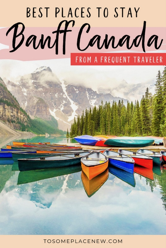 Where to stay in Banff?