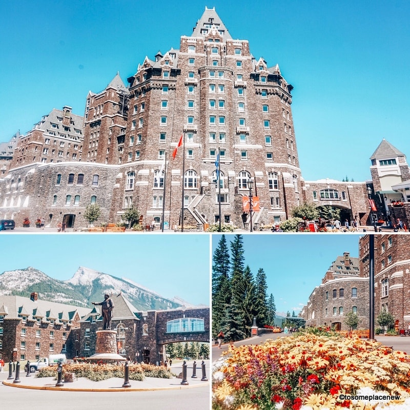 Fairmont Banff Springs Hotel pictures