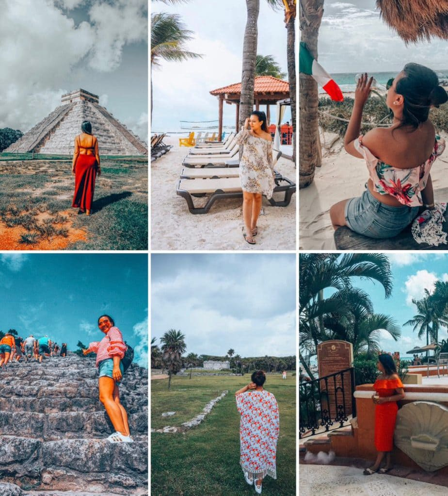 Outfit Inspirations for Mexico - Mexico Packing Tips