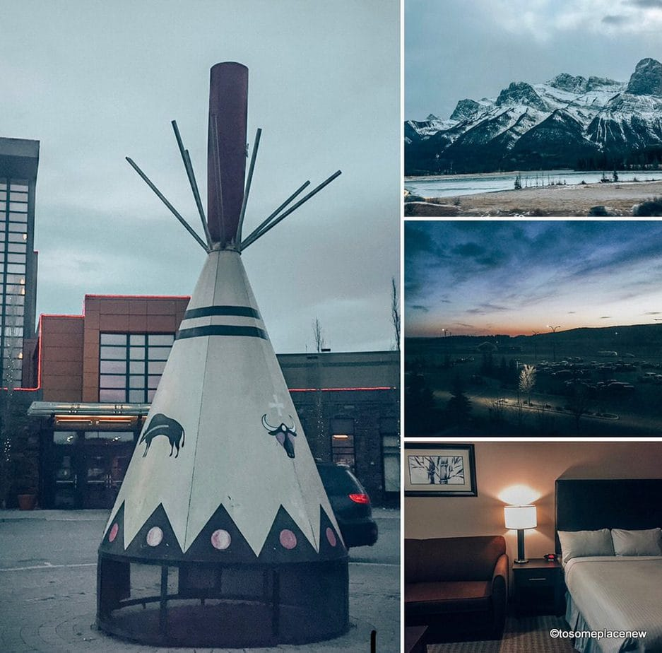 Stoney Nakoda Resort - Where to stay in Banff - Kananaskis