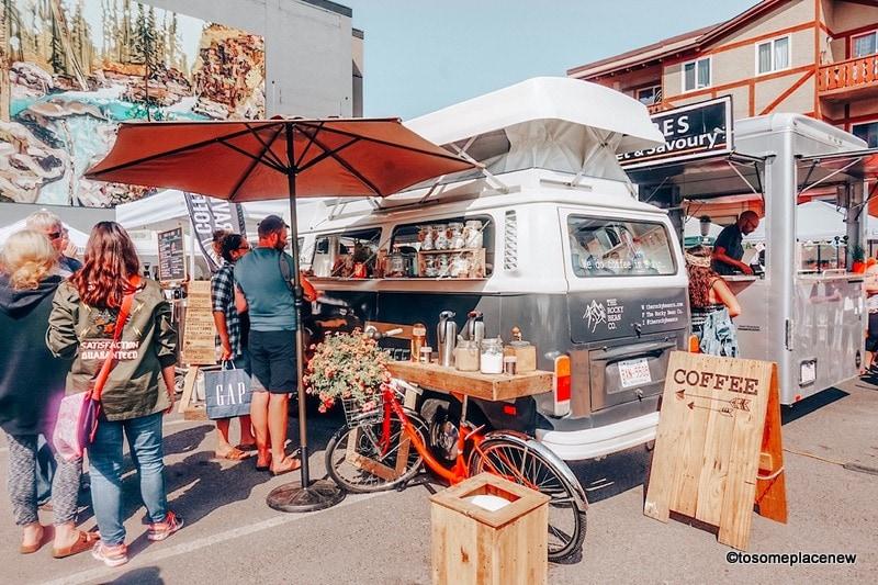 Banff Farmers Market-