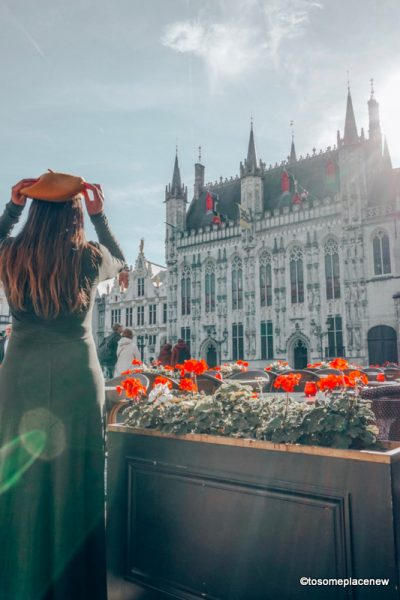 Get ready to be mesmerized by gingerbread houses, medieval Markt Square, romantic canal tour, Belgian waffles and beer tour in one day in Bruges Itinerary.