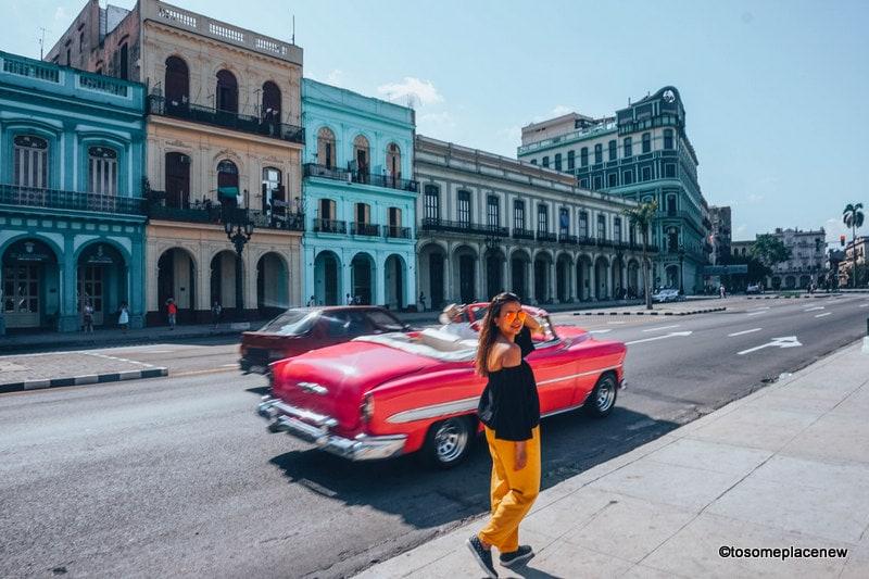Havana Cuba Packing List
