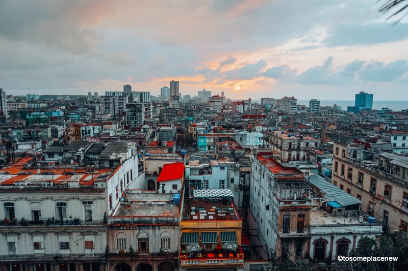 Wondering what to pack for Cuba? We got the ultimate Cuba packing list for you. It is tried and tested. Also includes a 'what to wear in Cuba' section.