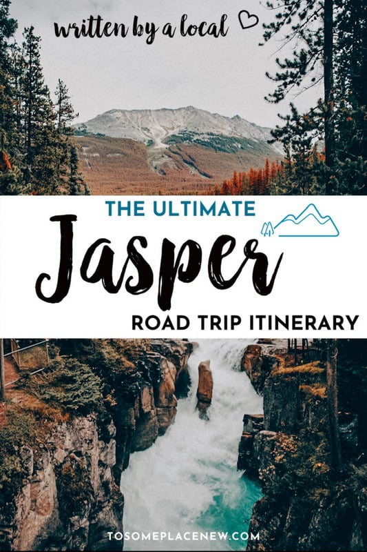 Jasper Alberta Canada must visit beautiful places | Jasper National Park Itinerary | Road trip from Edmonton to Jasper Alberta and stops along the way | Get the best guide to Jasper National Park Canada