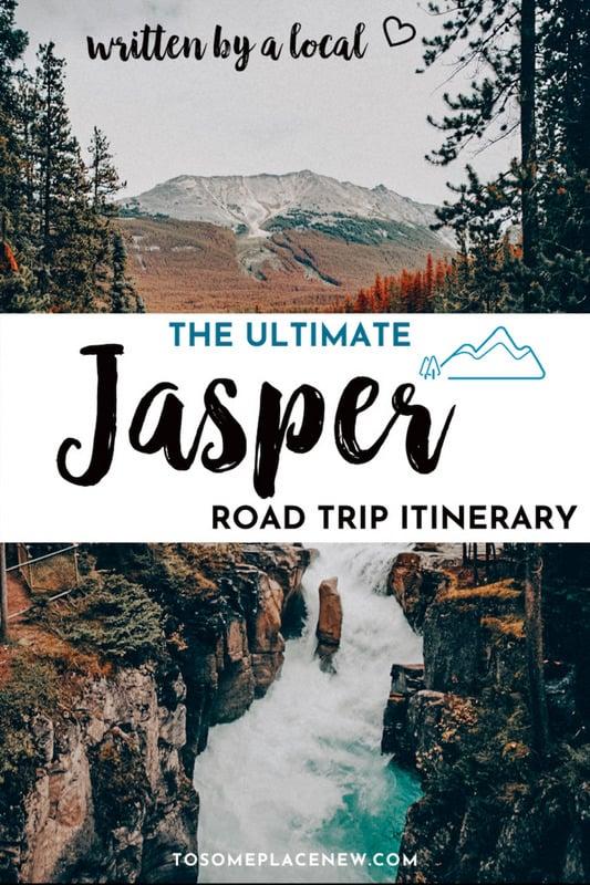 Jasper Alberta Canada must visit beautiful places | Jasper National Park Itinerary | Road trip from Edmonton to Jasper Alberta and stops along the way | Get the best guide to Jasper National Park Canada