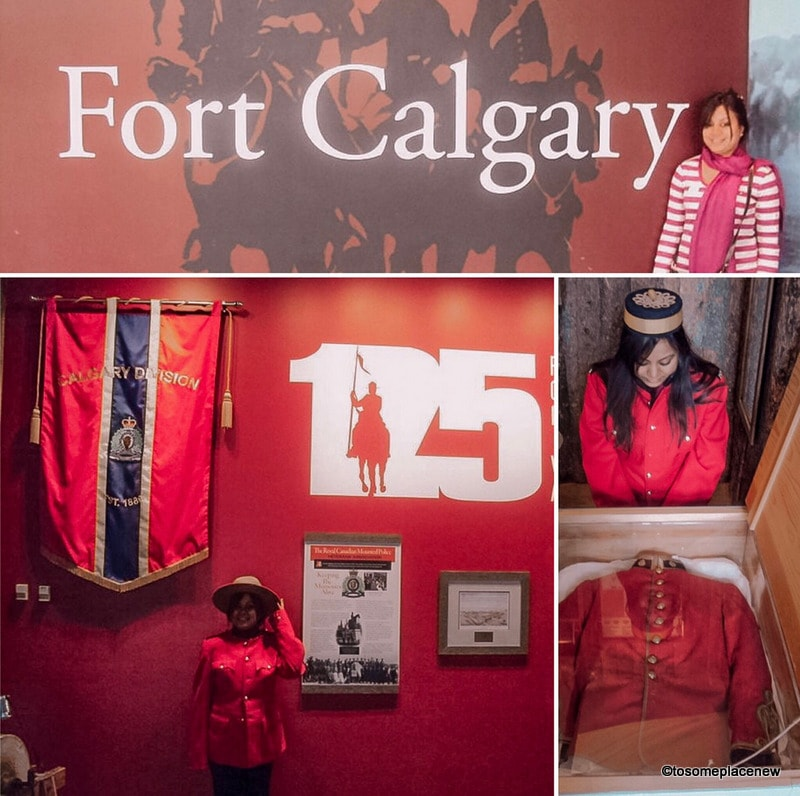 Fort Calgary National Historic Site