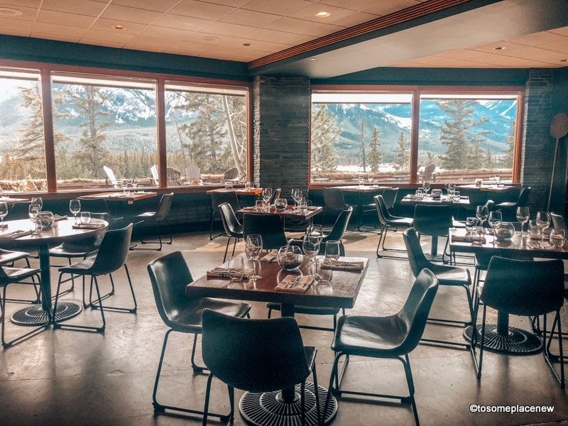Juniper Bistro at Banff. Heading to Banff? Get the guide to BEST places to eat in Banff for every meal, occasion and budget. This is your one stop where to eat in Banff planner!