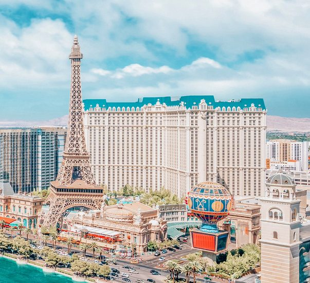 Las Vegas Itinerary 3 days