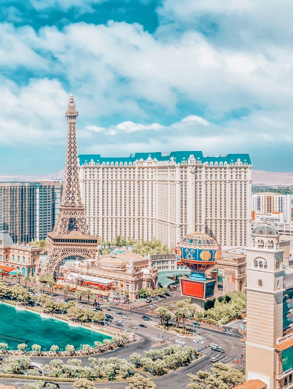 Perfect Las Vegas Itinerary 3 Days – How to spend 3 days in Las Vegas