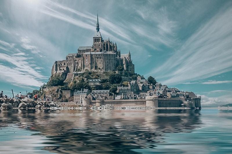 Saint Mt Michel Day Tours from Paris