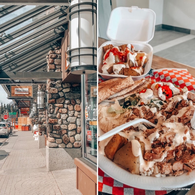 Heading to Banff? Get the guide to BEST places to eat in Banff for every meal, occasion and budget. This is your one stop where to eat in Banff planner!