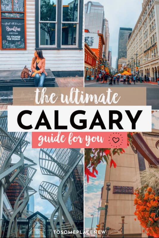 Glimpses from Calgary with Things to do in downtown Calgary