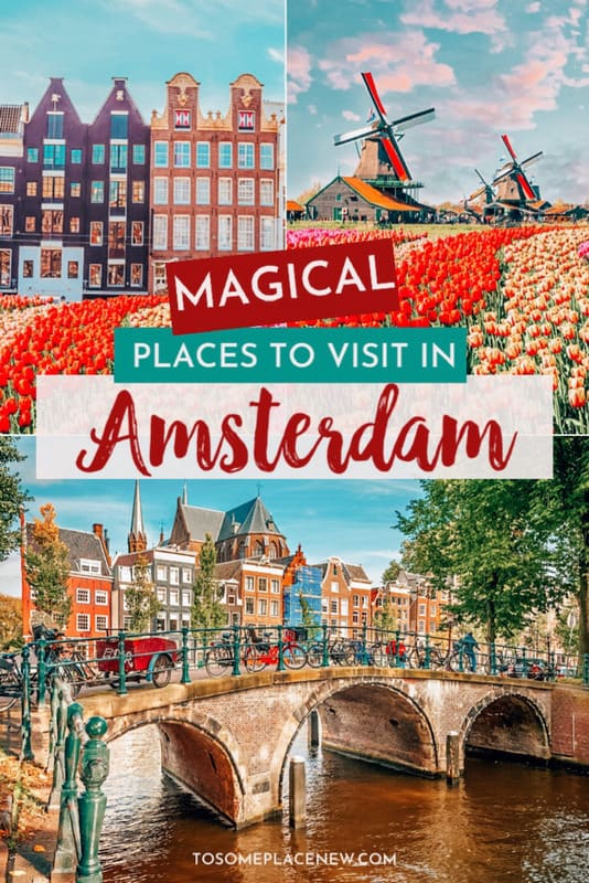 2 days in Amsterdam Itinerary - tosomeplacenew
