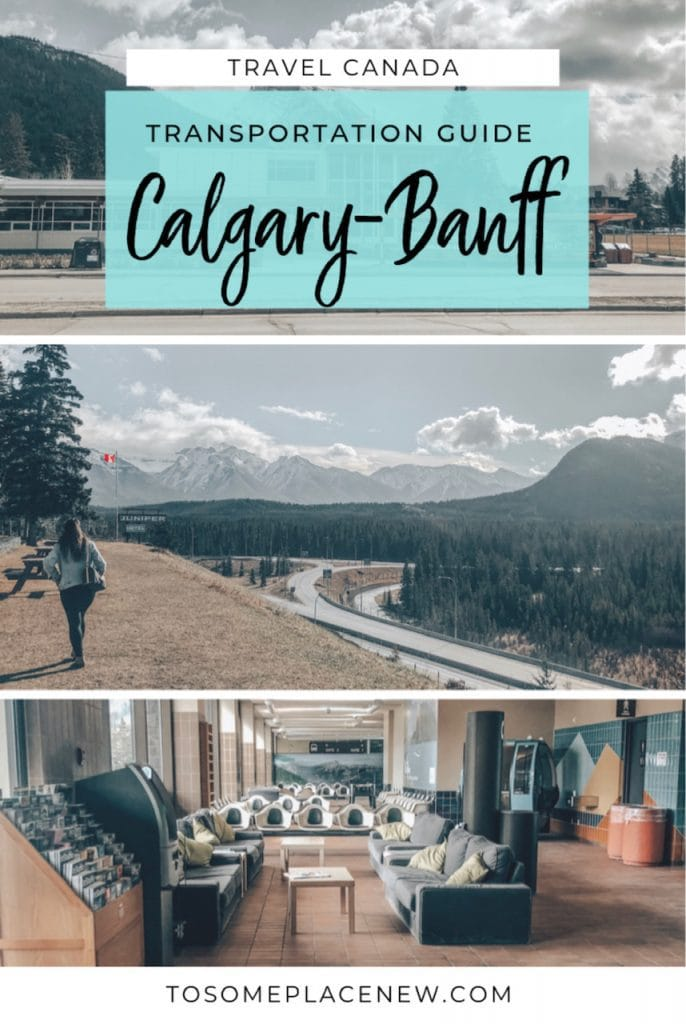 Banff Canada Travel Guide - A Detailed guide on transportation from Calgary airport to Banff National by car, bus, tours and taxi. Calgary to Banff is only 1.50 hours from the Rockies.