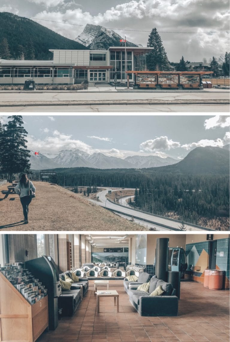 Transportation from Calgary Airport to Banff