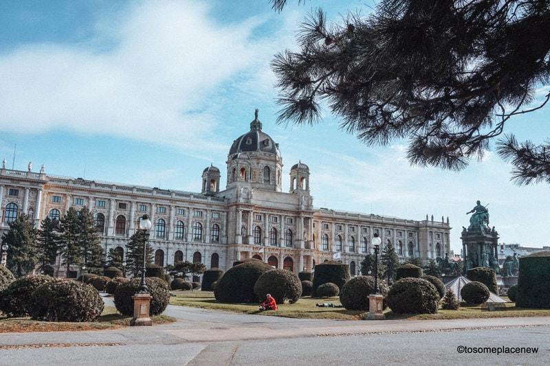 Maria Theresia Platz