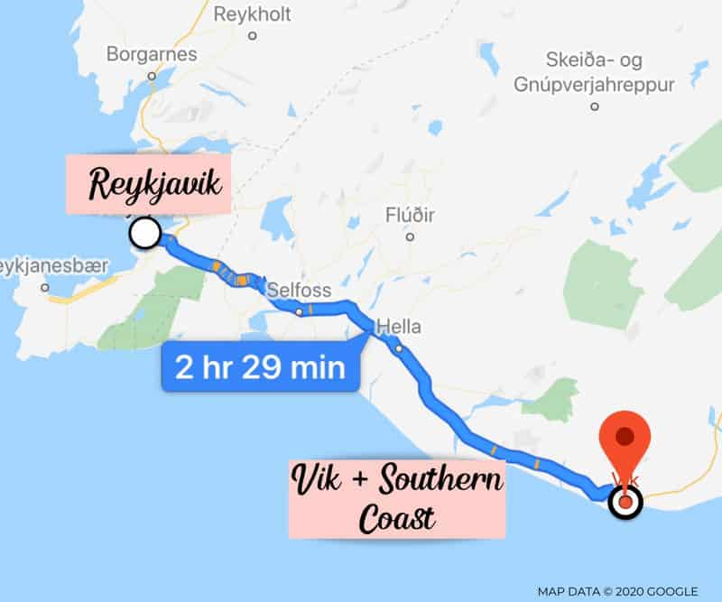 Day 2 Iceland Itinerary