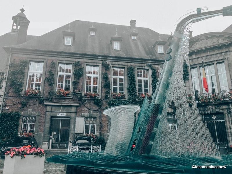 Town Hall Dinant Belgium