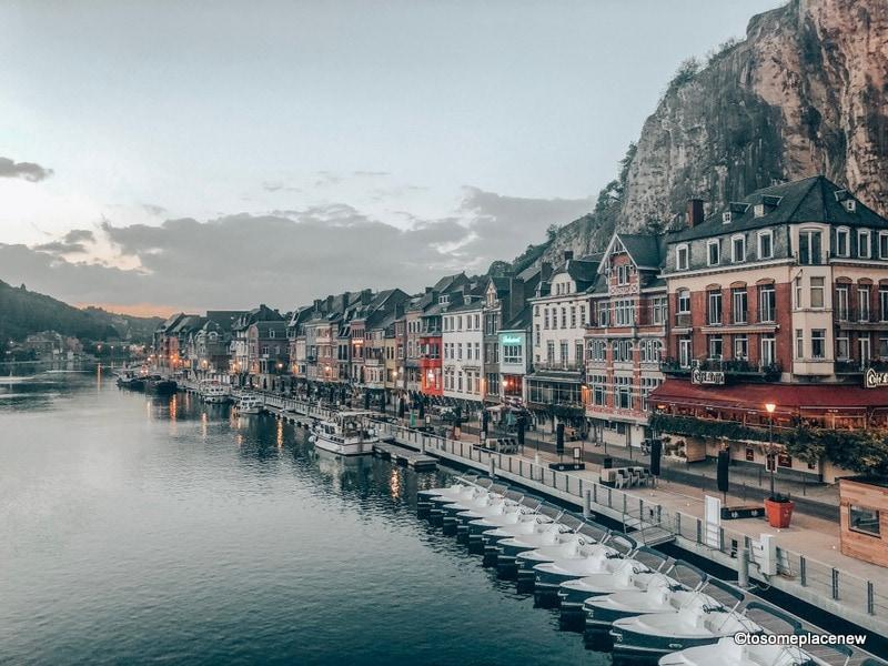 Meuse River - Visit Dinant Belgium