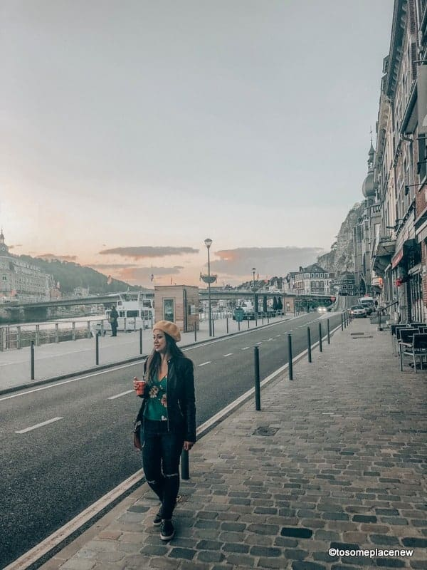 Things to do in Dinant in the evening