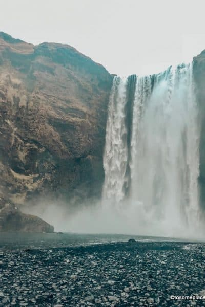 Waterfalls in Iceland Guided Tours