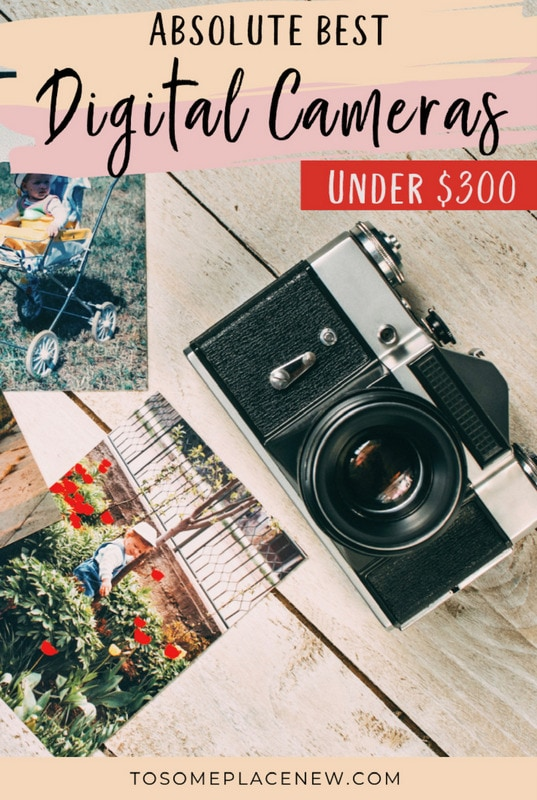 Best Digital Cameras under $300