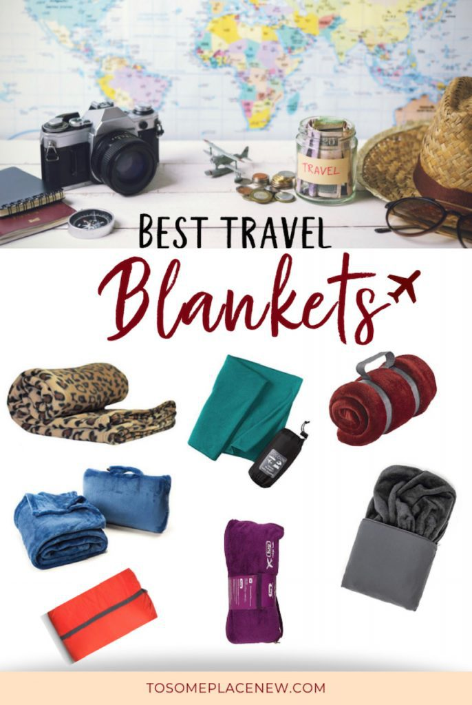 Best Travel Blankets for airplanes