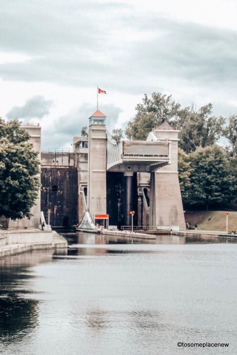Peterborough Lift Lock Cruise -Things to do in Peterborough Ontario