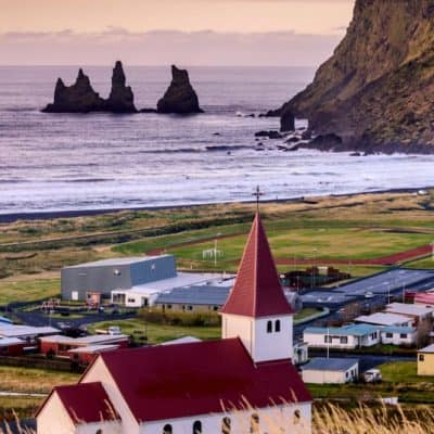 Views of South Coast Iceland travel tips