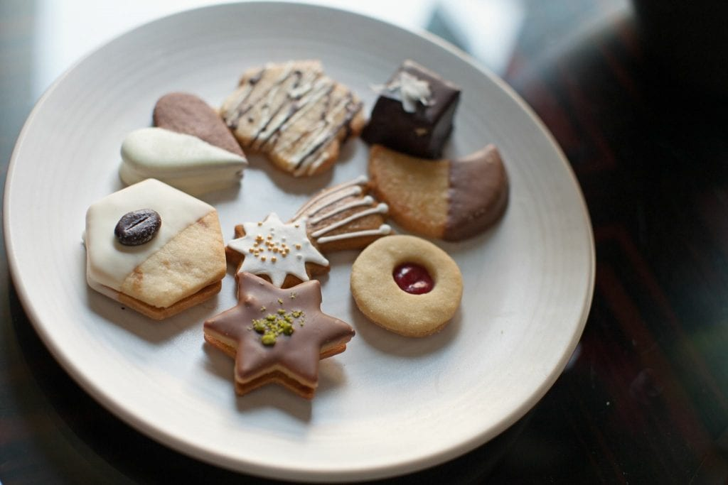 Cookies at Mandarin Oriental Prague-1