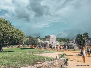 Tulum one of the finest Mayan Ruins Yucatan
