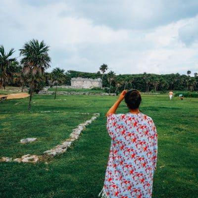 One day in Tulum Itinerary: Ruinas de Tulum Playa del Carmen (Tulum Ruins Tour)