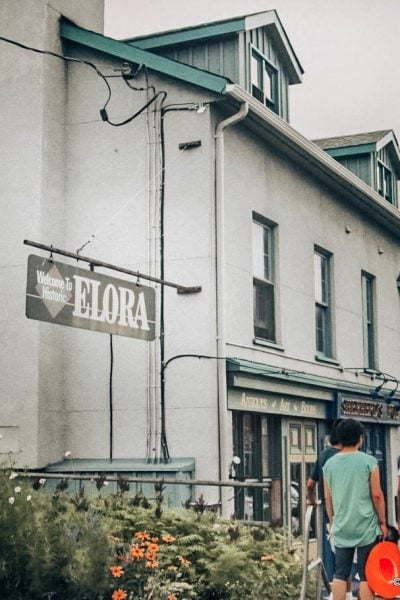 Historic Town of Elora