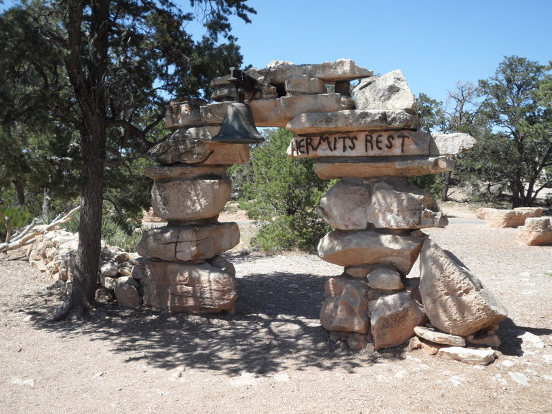 Trail Head Hermit Trail