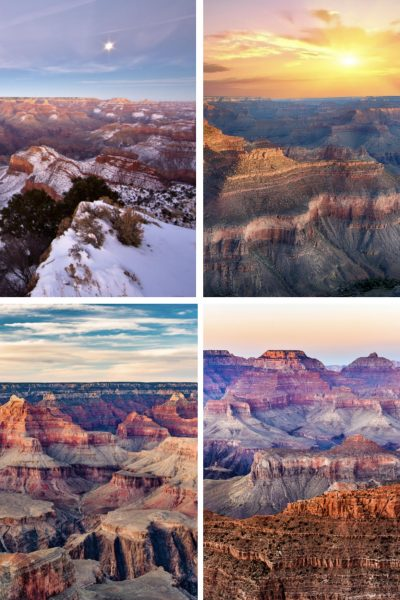 Las Vegas to Grand Canyon South Rim Tours