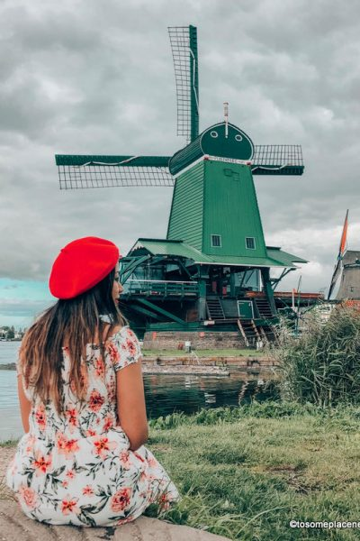 Zaanse Schans Day trip – Things to do in Zaanse Schans Windmills Village Amsterdam