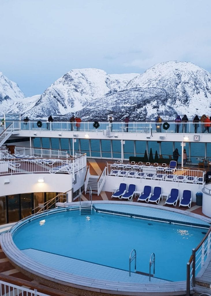 Arctic Cruise in Norway - best winter destinations in Europe