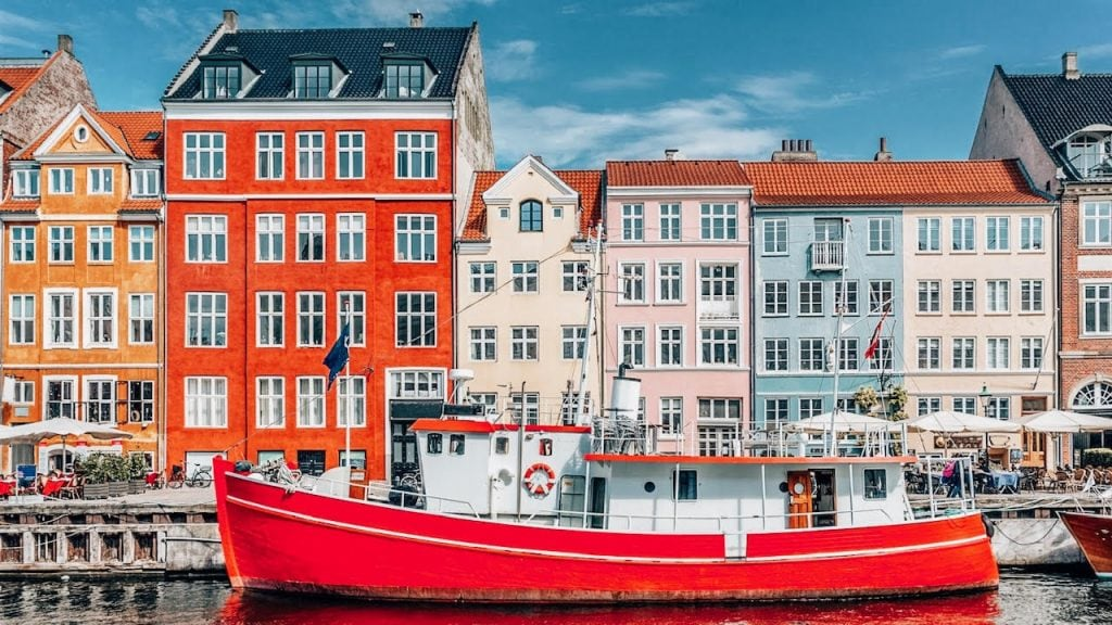 Copenhagen One week in Europe Itinerary