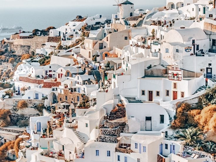 One week in Europe Itinerary