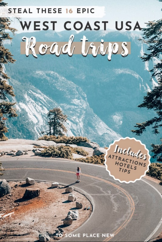 USA Road Trip Ideas