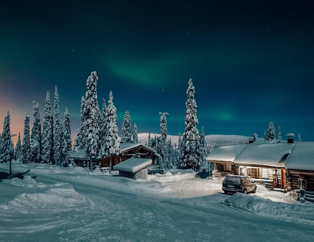 Winter in Lapland - Best Winter Destinations in Europe