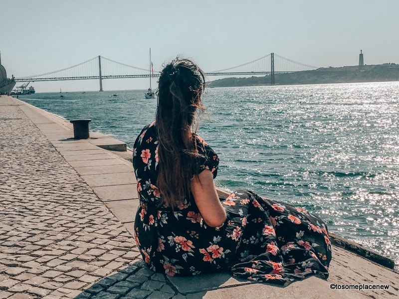25 April Bridge in 3 days in Lisbon itinerary