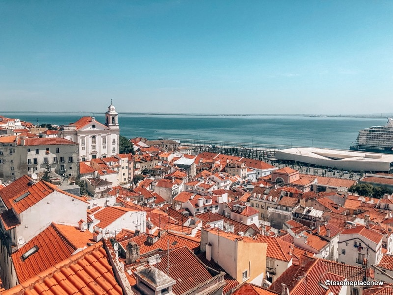 Views of Alfama