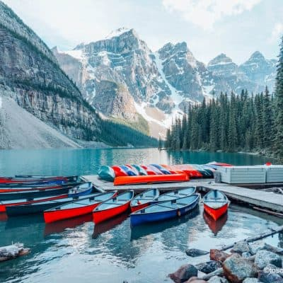Banff Itinerary 5 Days (perfect for non-hikers)