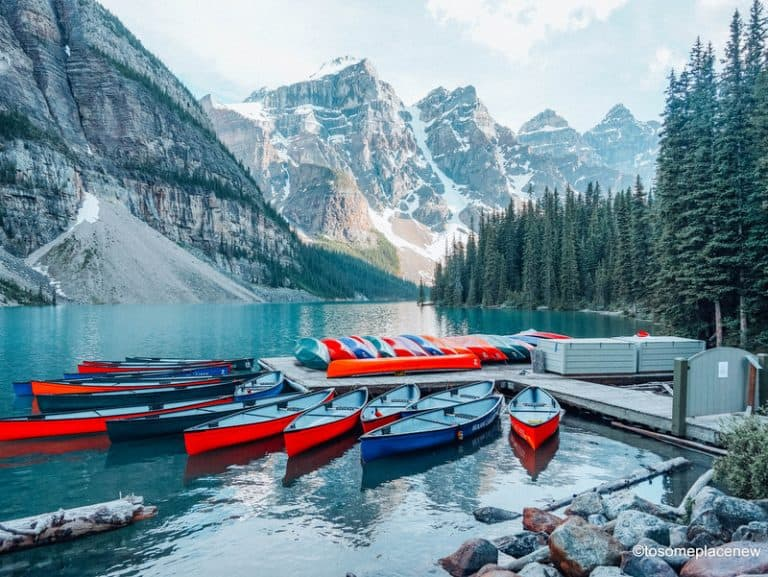 Banff Itinerary 5 Days for all seasons