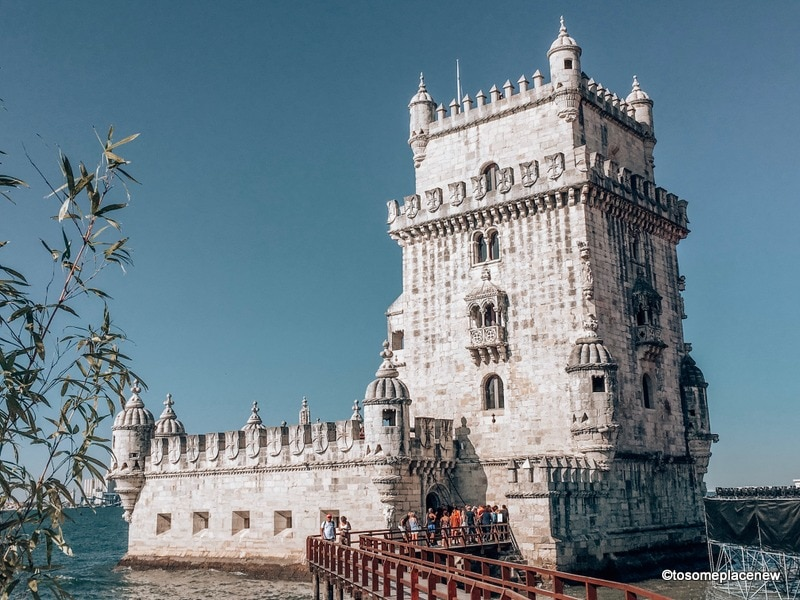 Belem Tower 2 days in Lisbon