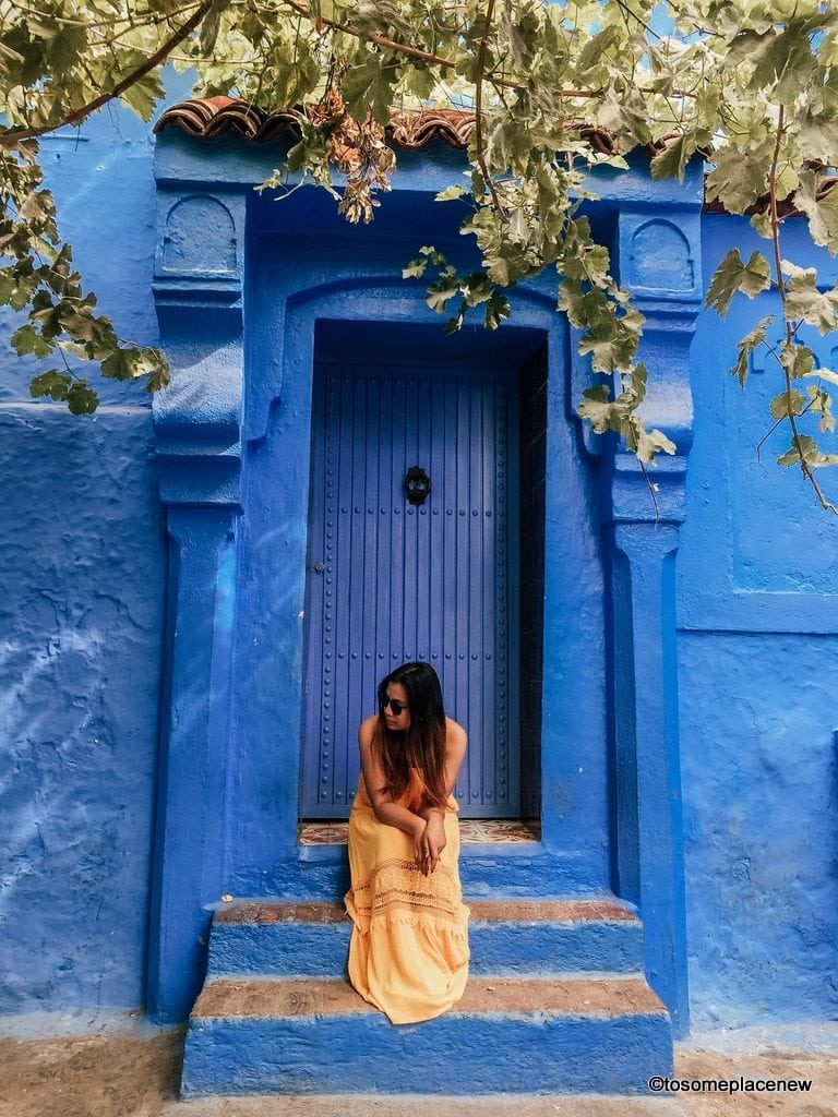 Get travel tips to visit the Blue city of Morocco from Tangier to Chefchaouen Day Trip Itinerary, with detailed transport, attractions and photo guides.