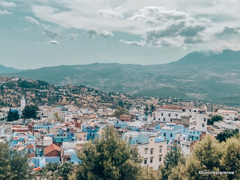 Tangier to Chefchaouen Day Trip Itinerary